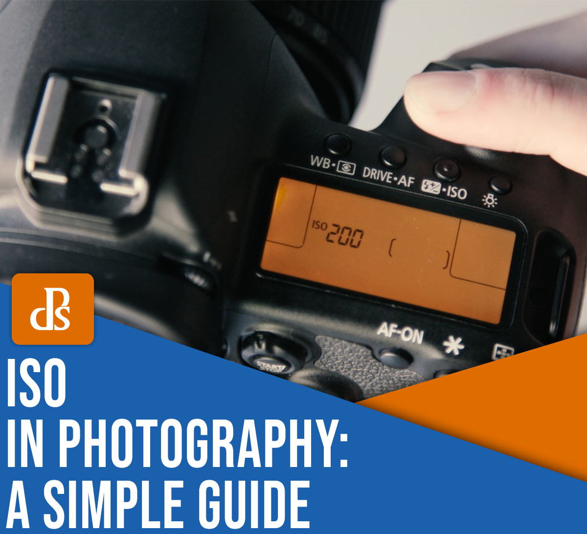 ISO in photography: a simple guide