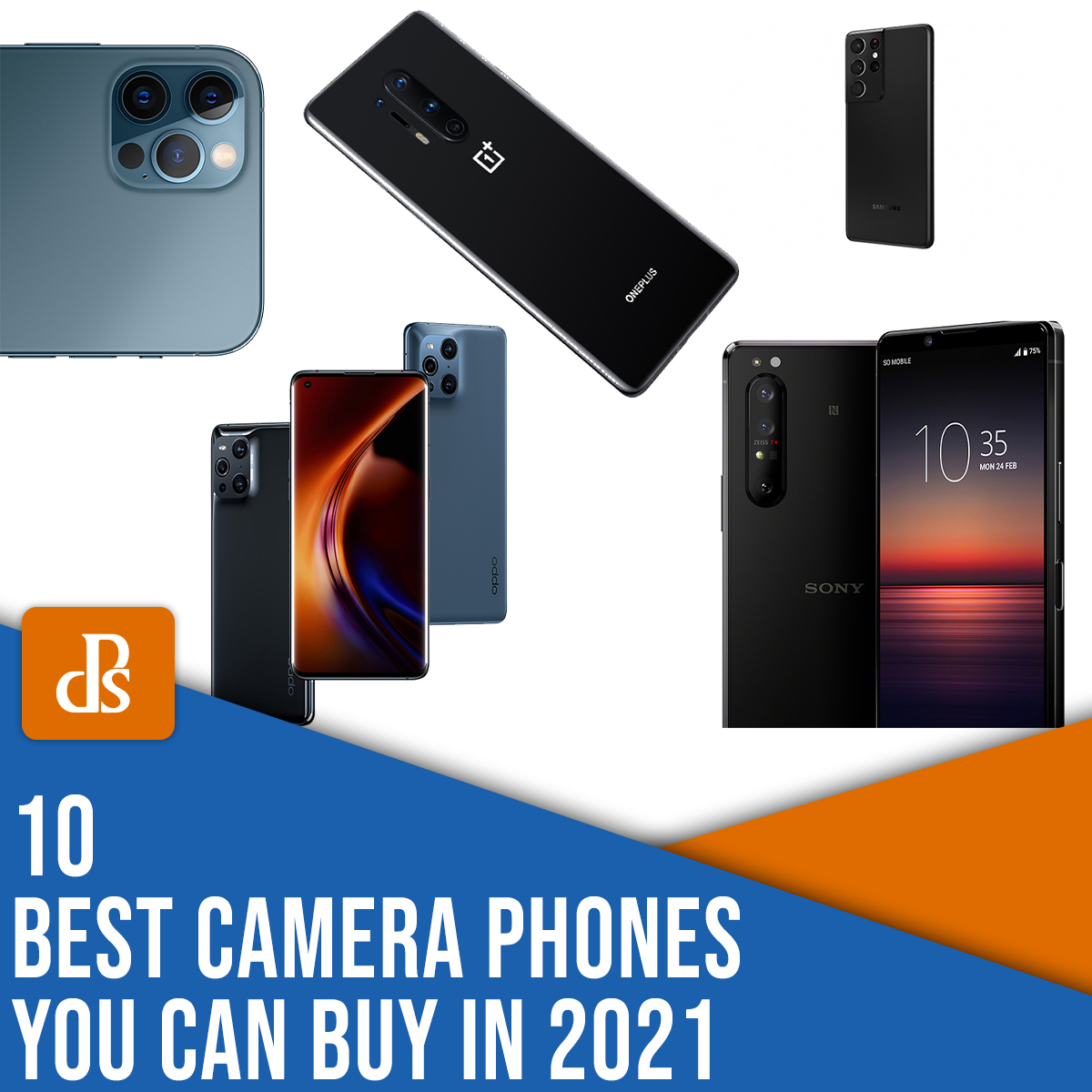the best camera phones you can buy in 2021