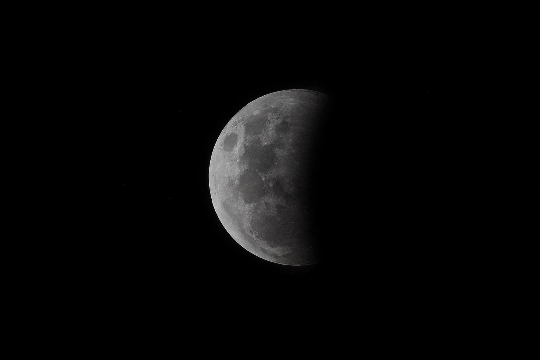 ירח חלל חיובי