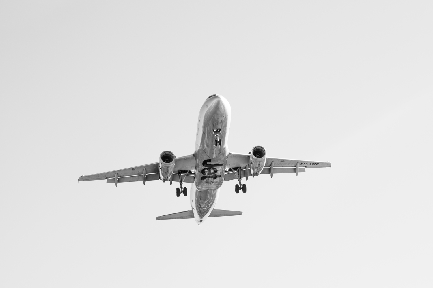 aircraft acting as positive space
