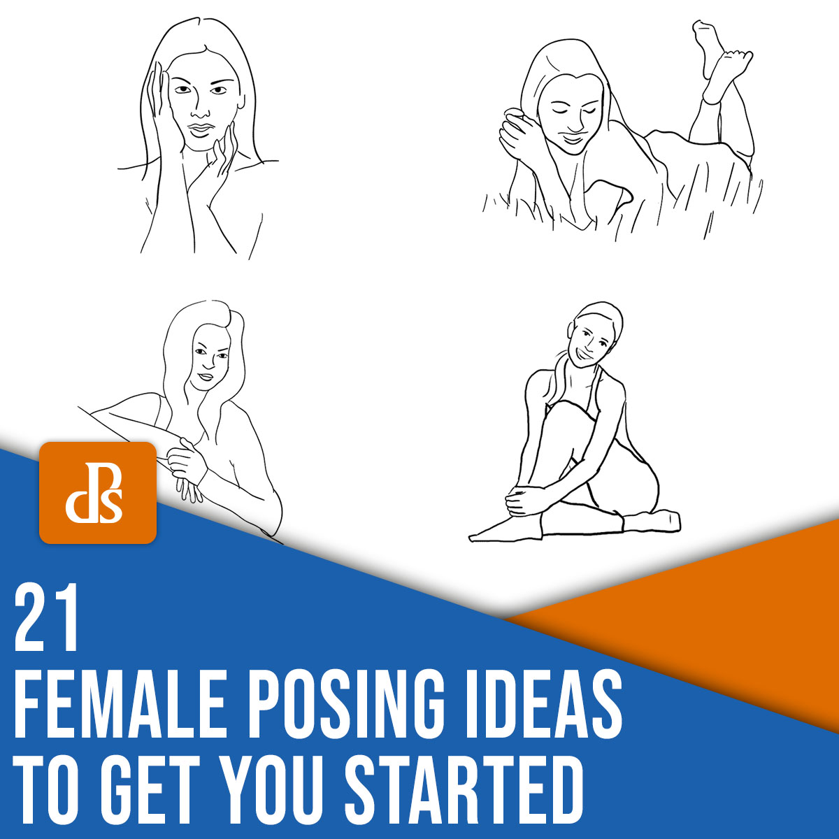 female posing ideas to get you started