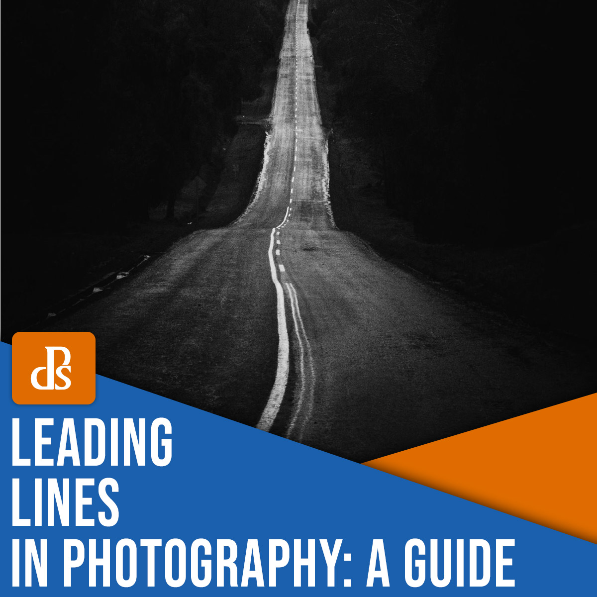 leading lines in photography guide
