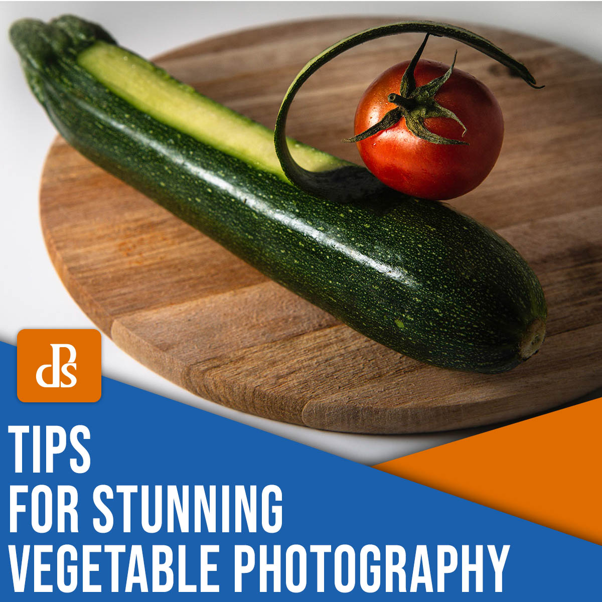 tips for stunning vegetable photography