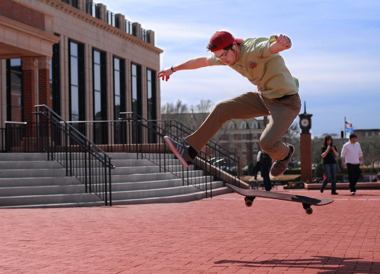 50mm Street Photography Skateboard