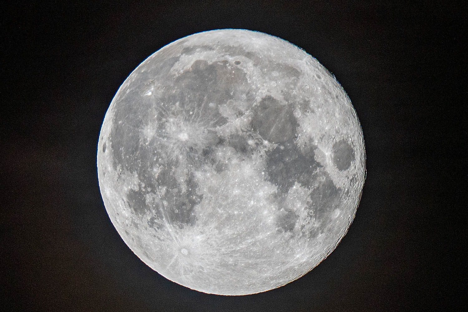 Tamron 150-500mm review moon