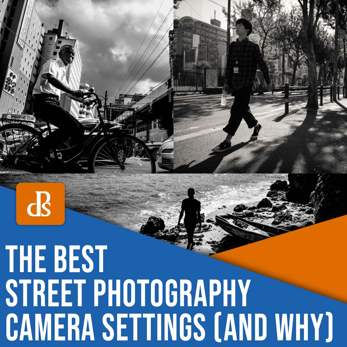 the best street photography camera settings (and why)