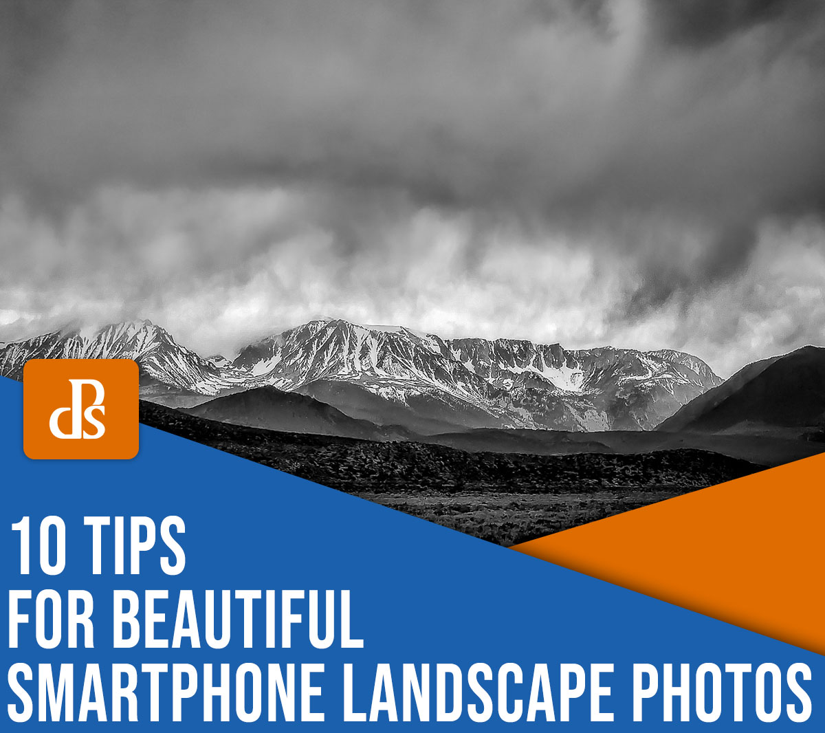 10 tips for beautiful smartphone landscape photos
