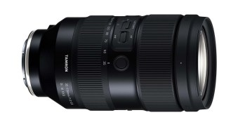 Tamron Announces an Eye-Catching Travel Zoom, the 35-150mm f/2-2.8 for Sony