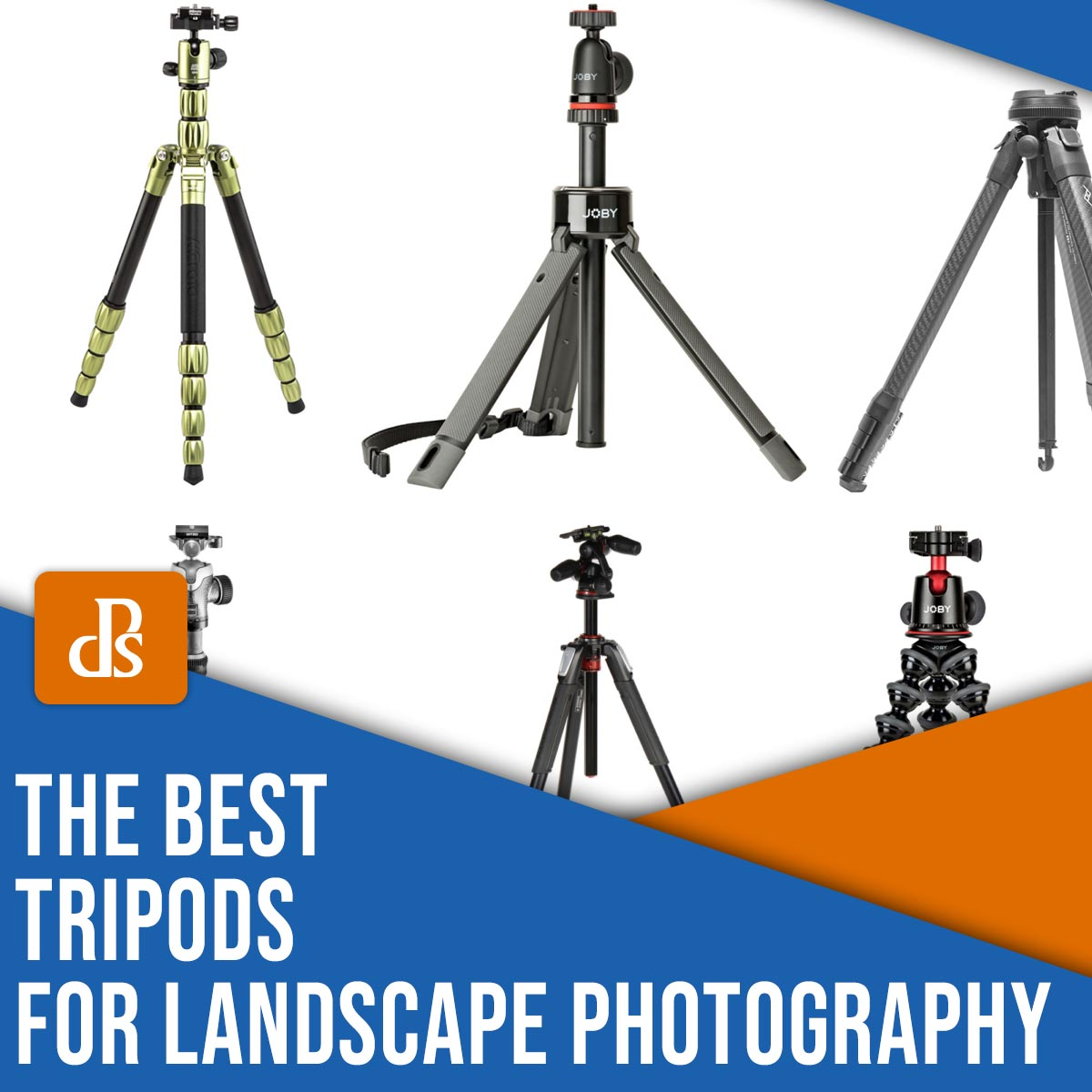 9 Best Tripods for Landscape Photography in 2021