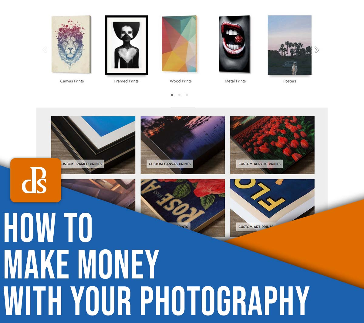 how to make money with your photography