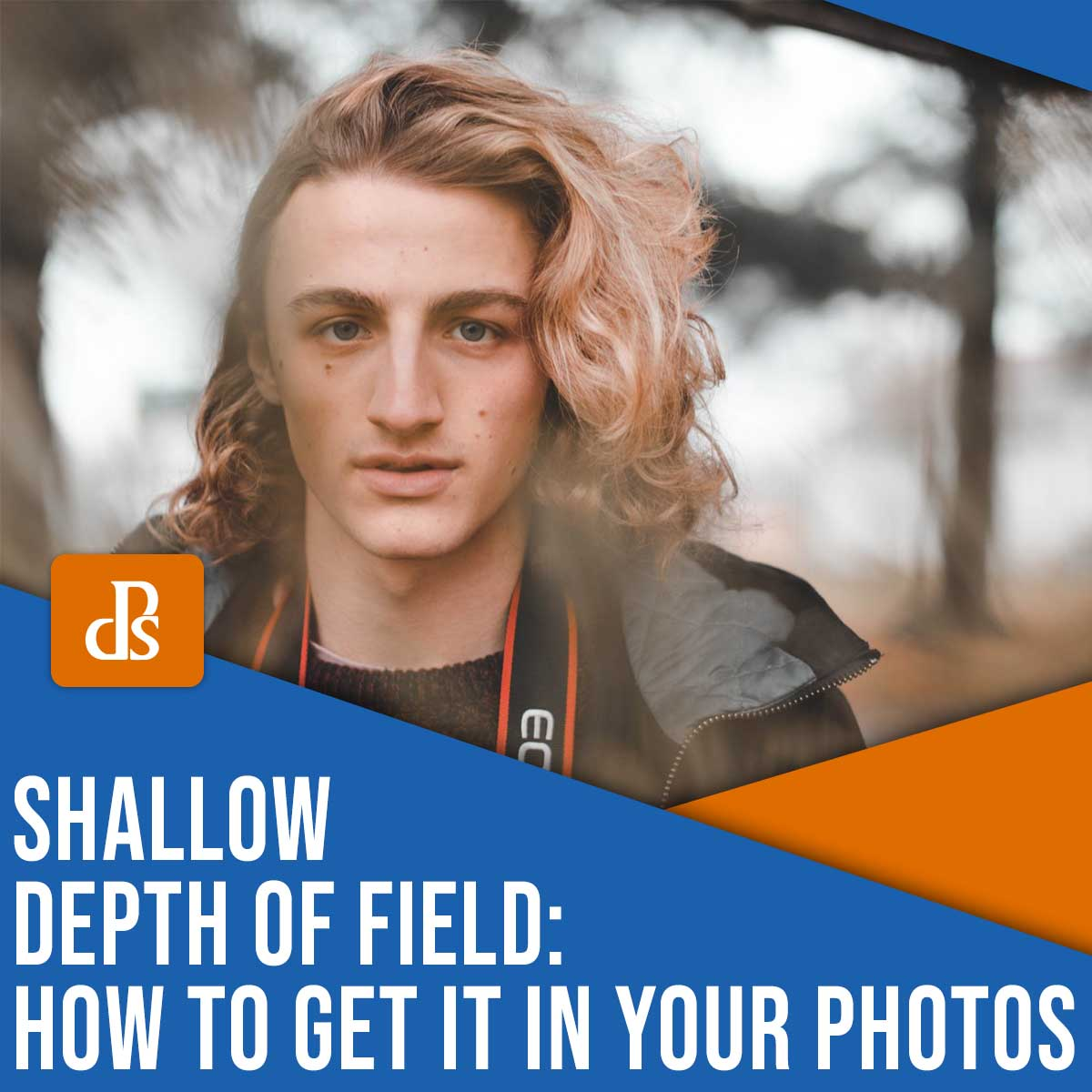 Shallow Depth of Field: How to Get It in Your Photos (5 Easy Ways)