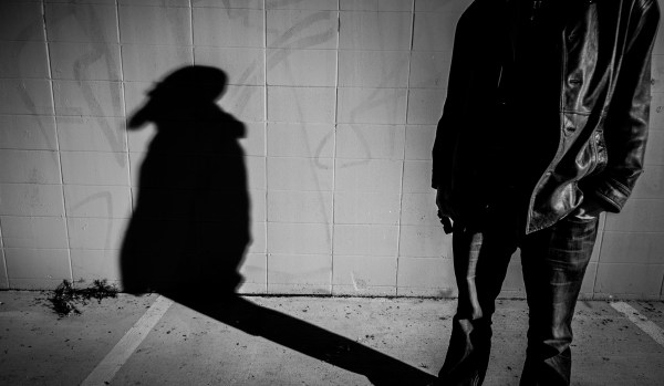 24 Dark and Mysterious Shadow Images