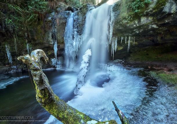 Image: 'Stocking Freeze' By Gavin Hardcastle – Ladysmith, BC
