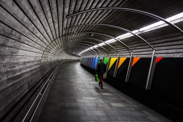 The Light at the End of the Tunnel – 18 Totally Tubular Images