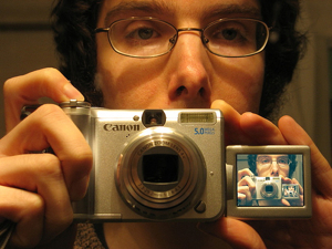 Should I use the LCD or Viewfinder on my Digital Camera?