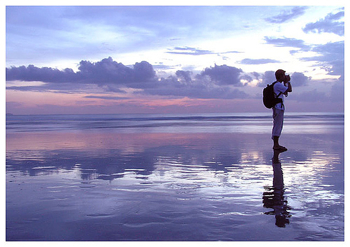 Beach Photography and Digital Camera Maintenance