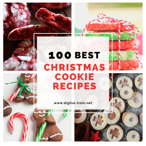 100 Best Christmas Cookie Recipes (1)