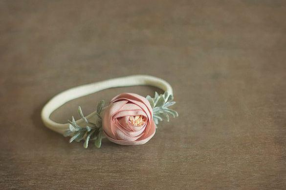 46. Newborn Headband