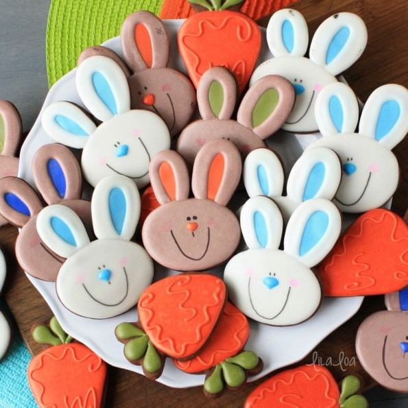 17. Decorated Easter Bunny How To Make