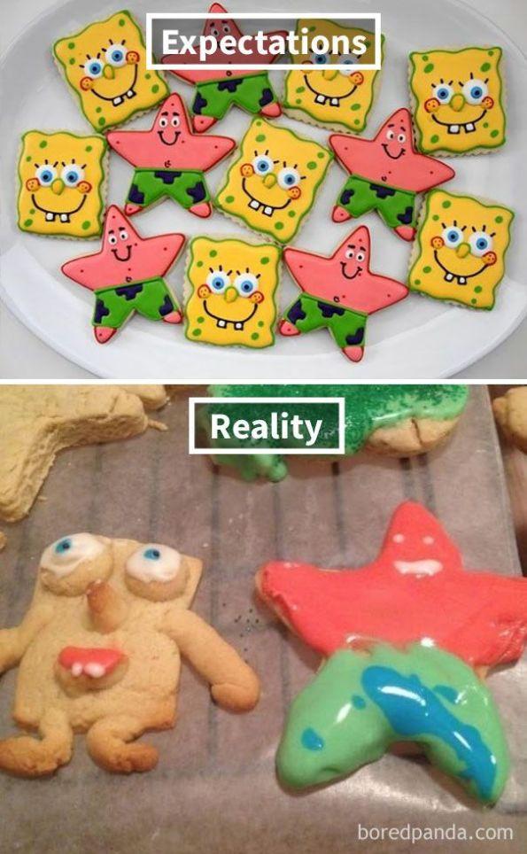 Expectations Vs Reality 3