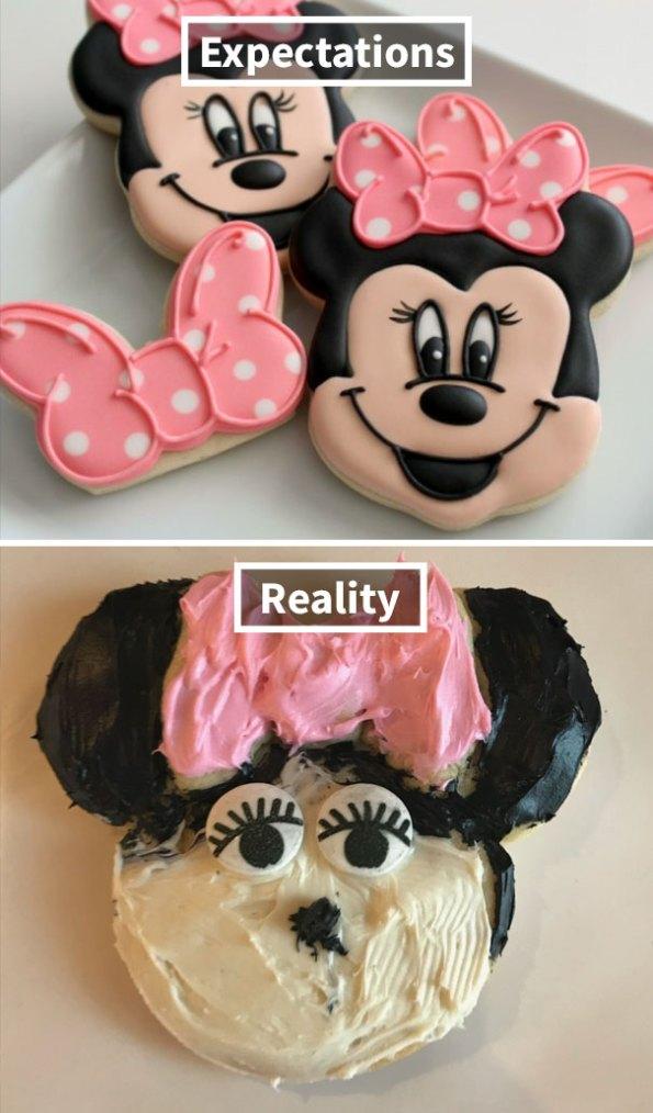 Expectations Vs Reality 4