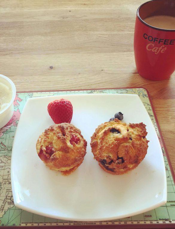 Keto Strawberry Blueberry Muffins Digital Train (1)