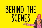 Behind the Scenes Button - The 91-Storey Treehouse