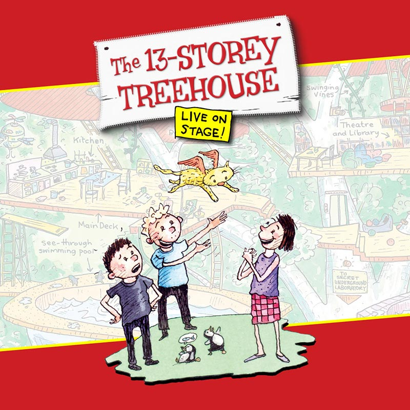 Select show - The 13-Storey Treehouse