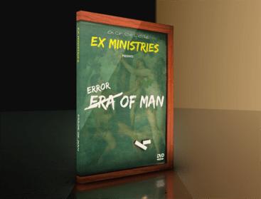Error of Man