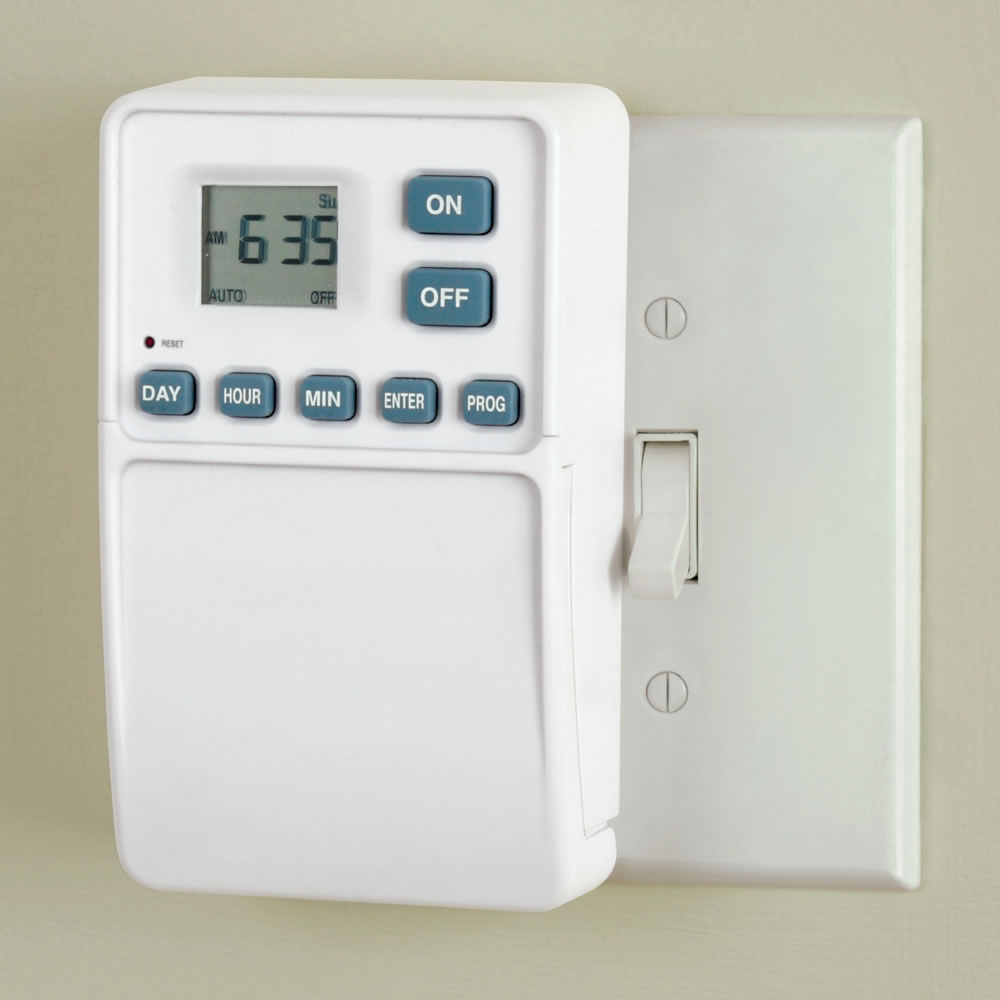Cordless Picture Light Timer