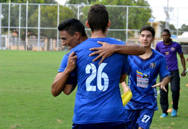 FútVe: Zulia FC venció (2-1) al CD Atlético Rey
