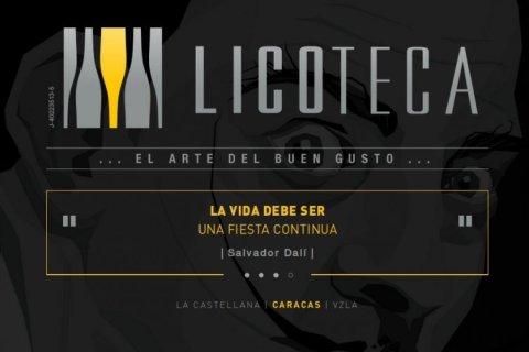 Colaboradores de lujo se suman a Licoteca.com.ve