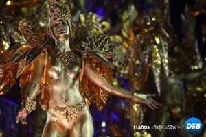 Portela, mayor campeona del Carnaval de Río, pone fin a 33 años sin títulos
