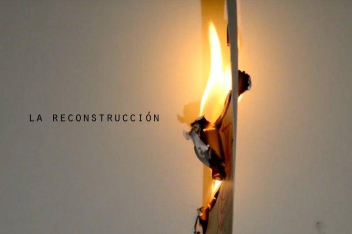 Vargas presenta «La Reconstrucción»