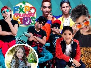 Talento infantil brillará en «Expo Mundo Kids»