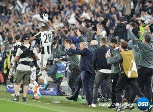 Juventus no dio opción al Mónaco y está en la final de Cardiff