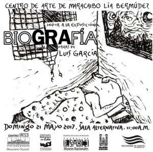 La «Biografía» de Luis García se instala en el Lía Bermúdez