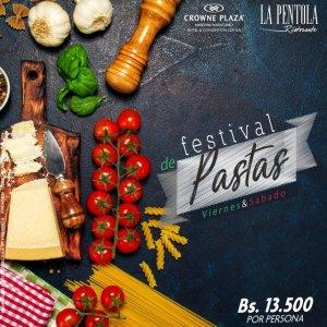 Maruma Maracaibo ofrece Festival de «Pasta en Vivo»