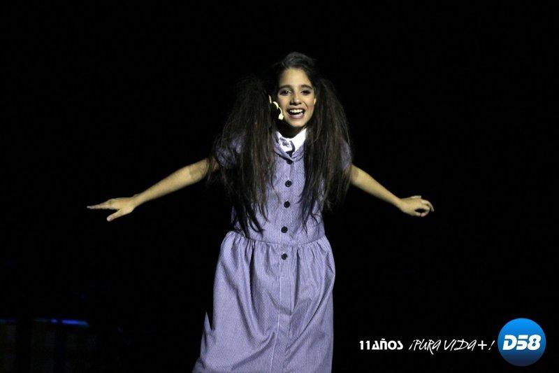«Matilda: El Musical» una historia llena de lecciones de vida