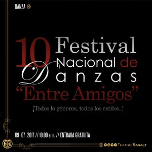 Décimo Festival Nacional de Danza llega al Teatro Baralt