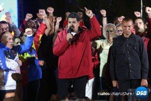 Maduro advierte de medidas contra Parlamento, Fiscalía y medios privados