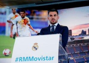 Dani Ceballos: «No cabe más orgullo que vestir la camiseta del Real Madrid»
