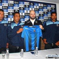 #LigaFútVe: Zulia FC presenta nuevo cuerpo técnico