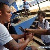 #LVBP: José Flores y Yoervis Medina se incorporaron a las prácticas de Águilas del Zulia