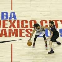 #NBA: Spurs vence a Suns en ciudad de México