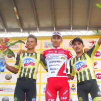Jhonatan Restrepo obtiene en Borotá su segunda victoria en la Vuelta al Táchira