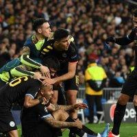 #LigaDeCampeones: City remonta al Madrid en el Bernabéu y el Lyon vence a la Juventus
