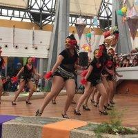 Danzas Natali se prepara para bailar «Al Ritmo del Carnaval»
