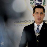 Guaidó anuncia conformación de Comisión de Seguridad e Inteligencia para combate narcotráfico y terrorismo