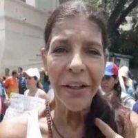 La actriz Amanda Gutiérrez reveló lo que sintió al saber que Daniel Alvarado era chavista